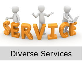 diverese services